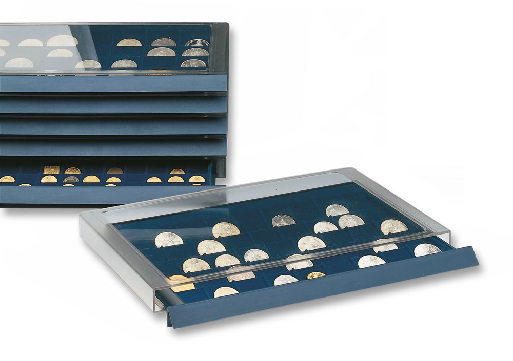 SAFE Stacking Coin Trays