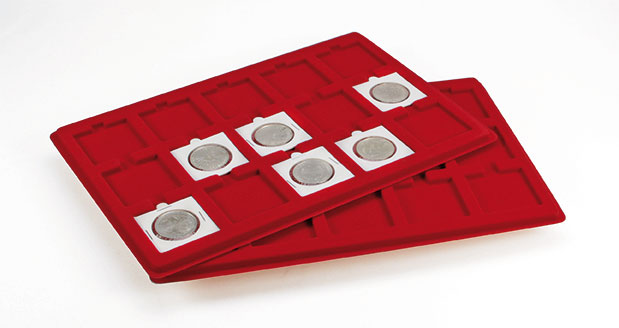 Trays for Giant Coin Cases
