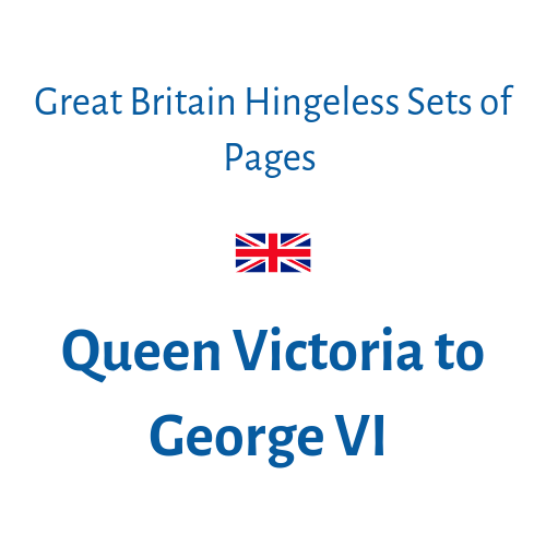Queen Victoria to George VI |1840-1951|(Pages only)