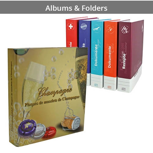Albums and Folders