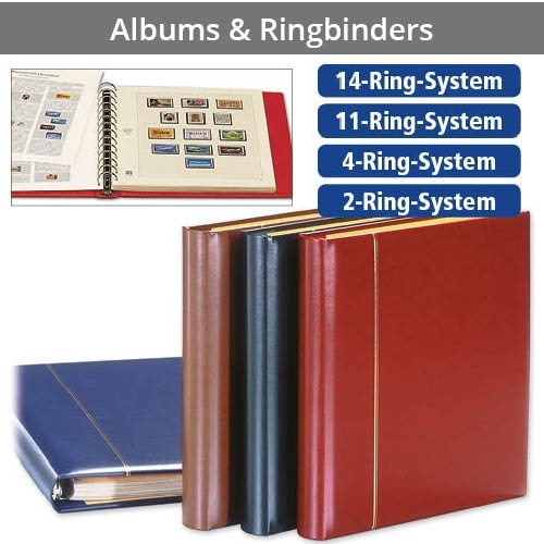 Albums and Ringbinders