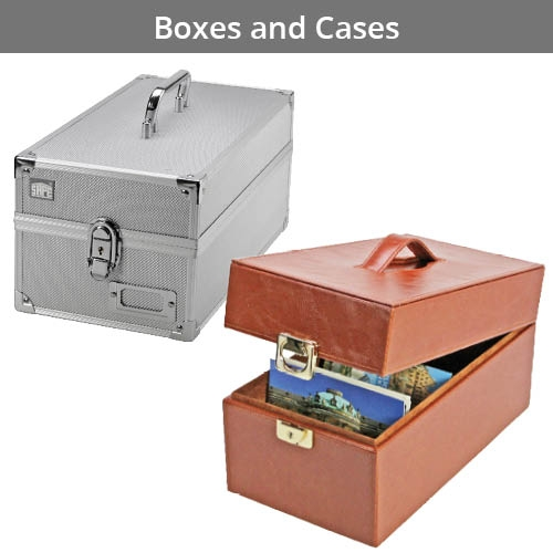 Boxes and Cases