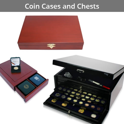 Coin Boxes and Chests