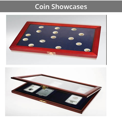 Coin Showcases