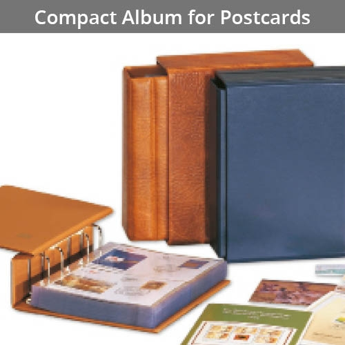 Compact Album for Postcards