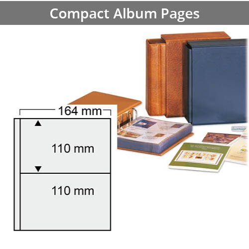 Additional Pages Compact Album