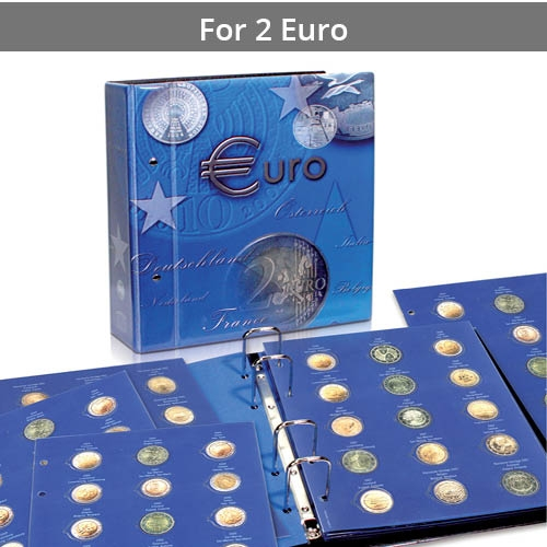 For 2 €uro Coins