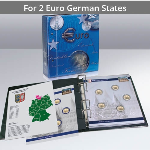 For 2 €uro German Federal States