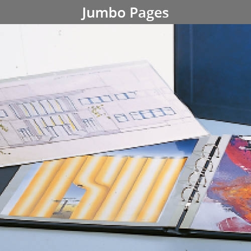 Jumbo Album & Pages