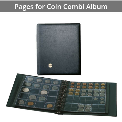 Pages for Coin Combi Album