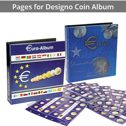 Pages for Designo Coin Album