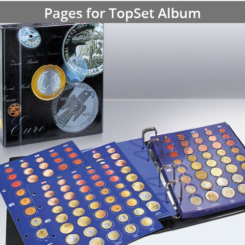 Additional Pages for TOPset Album