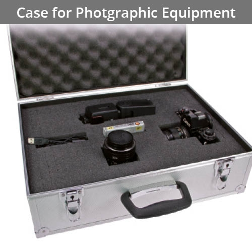 Case for Photographic Equipment