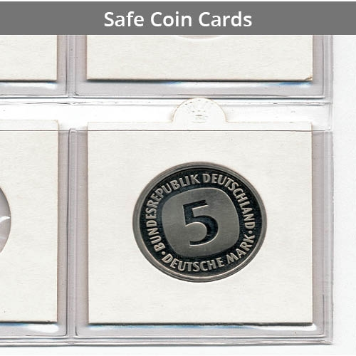 Safe Coin Holders