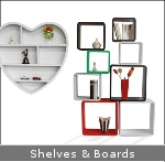 Shelves and Boards