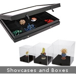 Showcases and Boxes