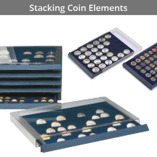 Stackable Coin Elements