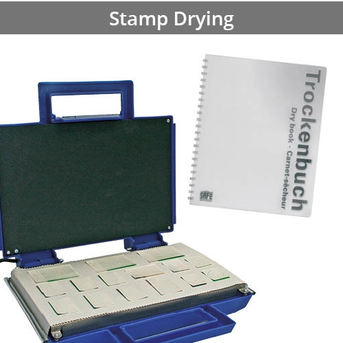 Stamp Drying