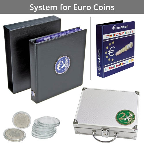 Collecting Systems for Euro Coins