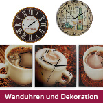 Wall Clocks and Wall Decorations