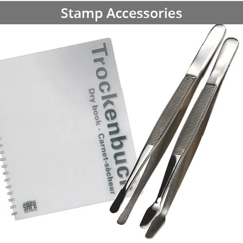Accessories for Stamp Collection