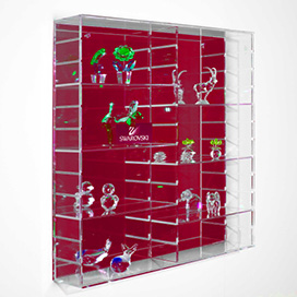 Accessories for Acrylic Display Units