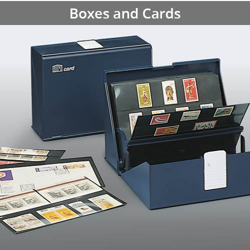 Boxes & Cards