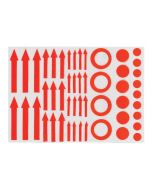Self adhesive Page Markers