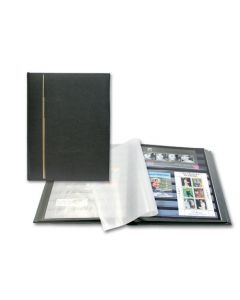 Luxury Leather Stockbook for Stamps