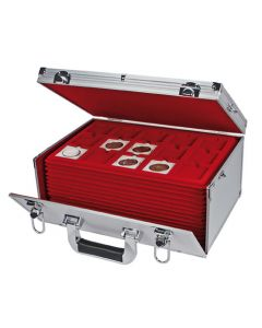 Giant Coin Case with 15 trays of your choice
