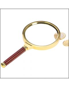 """Magnifier """"Gold Edition"""" XL"""