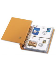 Compact album for FDC's and letters