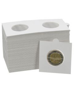 Coin Frames 50x50 - Pack of 100