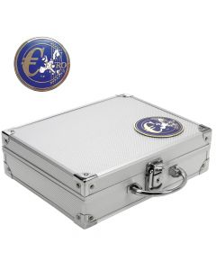 Alu Coin Case for Euro Sets