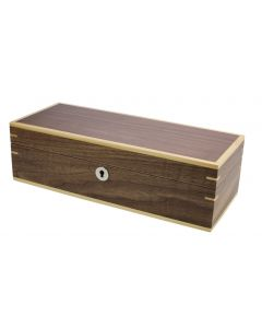"Wooden Case ""Copenhagen"" closed"