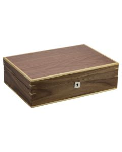 "Wooden Case ""Alborg"" closed"