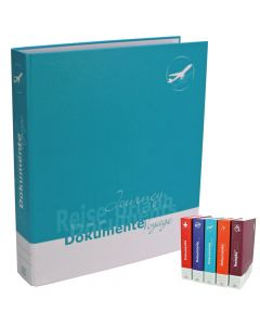 Folders for travel documents