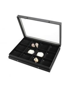 Premium Showcase 12 Compartments