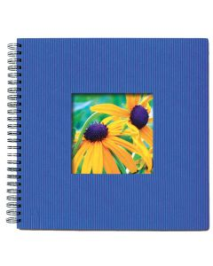 Large Format Photo Album - Blue