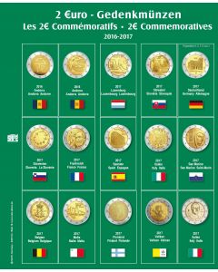 Coin Page (for 2017) No. 7341-18