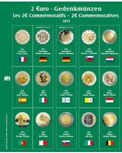 Coin Page (for 2013) No. 7341-10