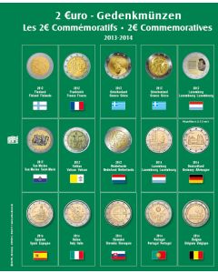 Coin Page (for 2013-2014) No. 7341-11