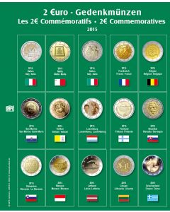 "Page for ""2 Euro"" Commemorative Coins"
